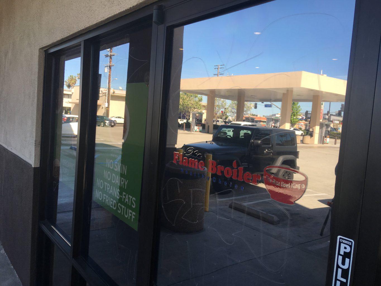 Security / Anti-Graffiti Films in Costa Mesa, California