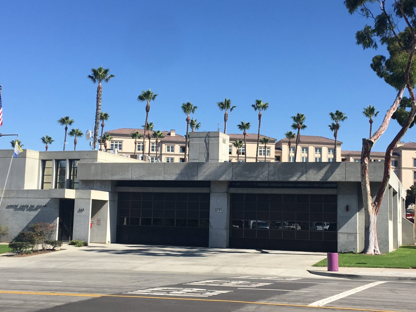 Commercial Window Tinting in Costa Mesa, California