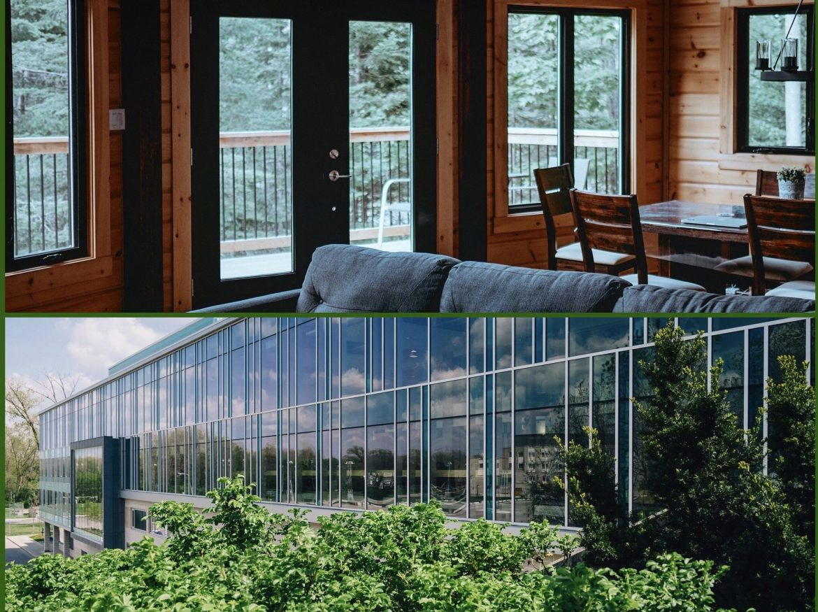 Seeing Green: Solar Control Window Films Save Money & Conserve Energy - Home and Commercial Window Film in Orange County, California
