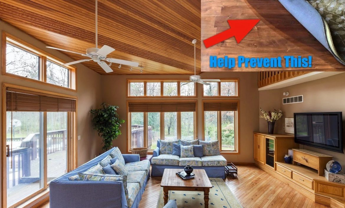 Sun Damaged Floors & Furnishings - How To Protect Against Fading - Home Window Tinting in Costa Mesa, California